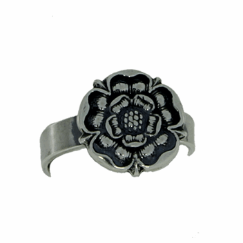 Trondhjemsrosen ring 15 mm