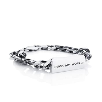 Rock My World Armbånd