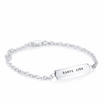 Little Carpe Diem Armbånd