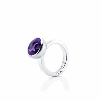 Love Beads Grande Ametyst Ring