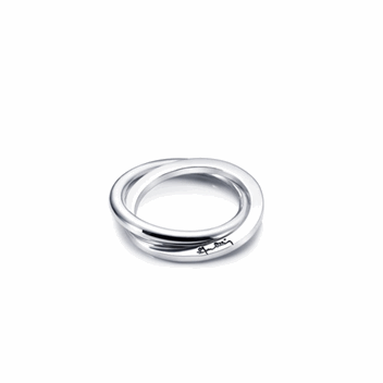 Twosome Ring